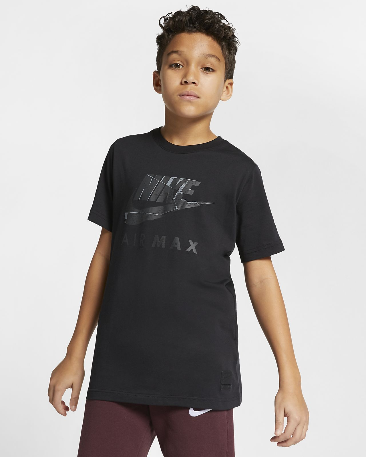 6fb222d06d9 Nike Sportswear Older Kids' (Boys') T-Shirt