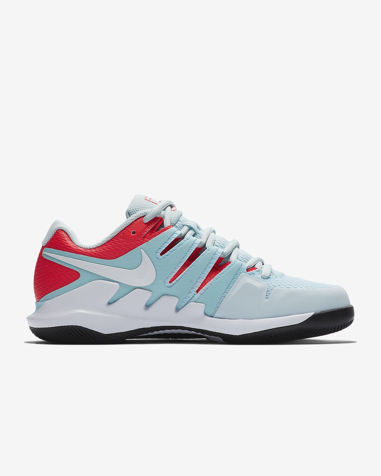 6c763c51b1 ... Calzado de tenis para cancha dura para mujer NikeCourt Air Zoom Vapor X