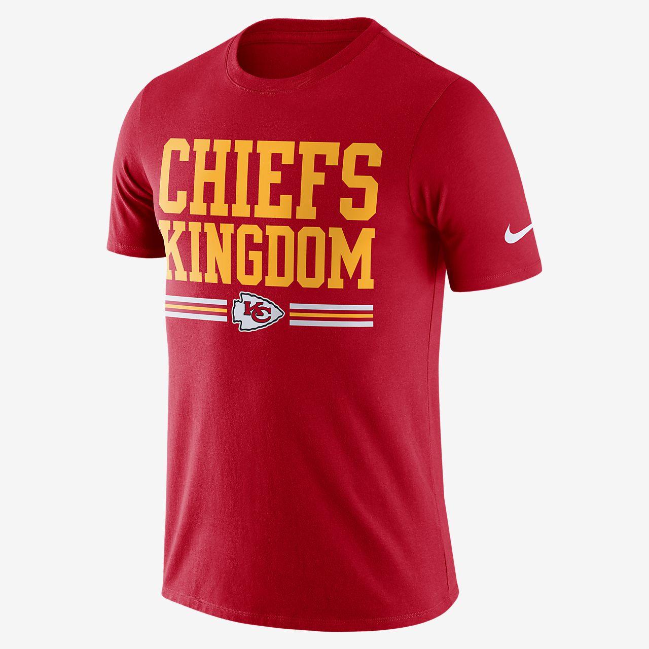 378854c67 Nike Dri-FIT (NFL Chiefs) Big Kids  T-Shirt. Nike.com