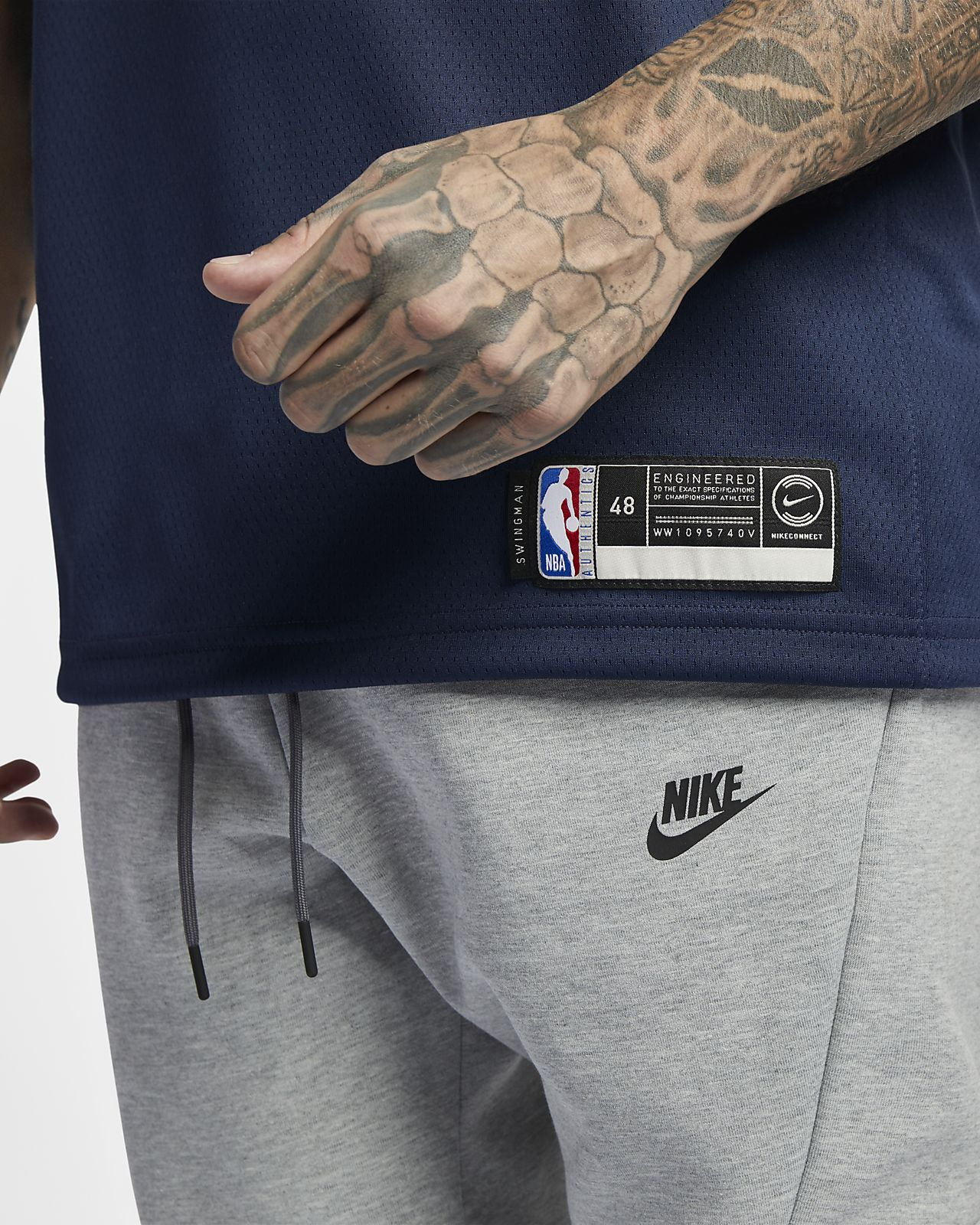110ebe9da ... Marc Gasol Icon Edition Swingman (Memphis Grizzlies) Men s Nike NBA  Connected Jersey