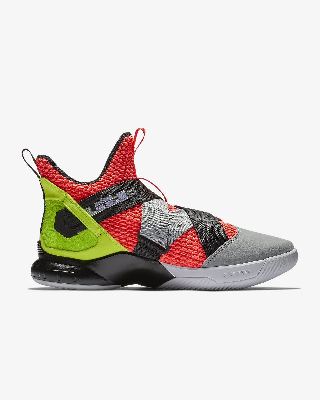 timeless design 424ee a6a79 LeBron Soldier 12 SFG Basketball Shoe