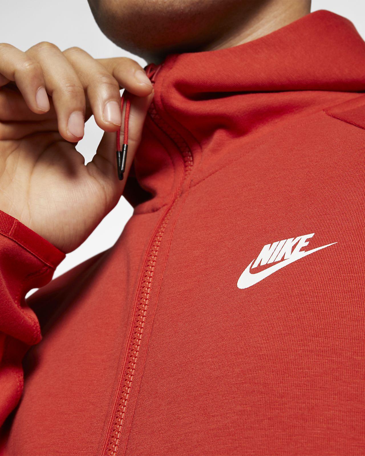 8f9c87067 Nike Sportswear Tech Fleece Men's Full-Zip Hoodie. Nike.com