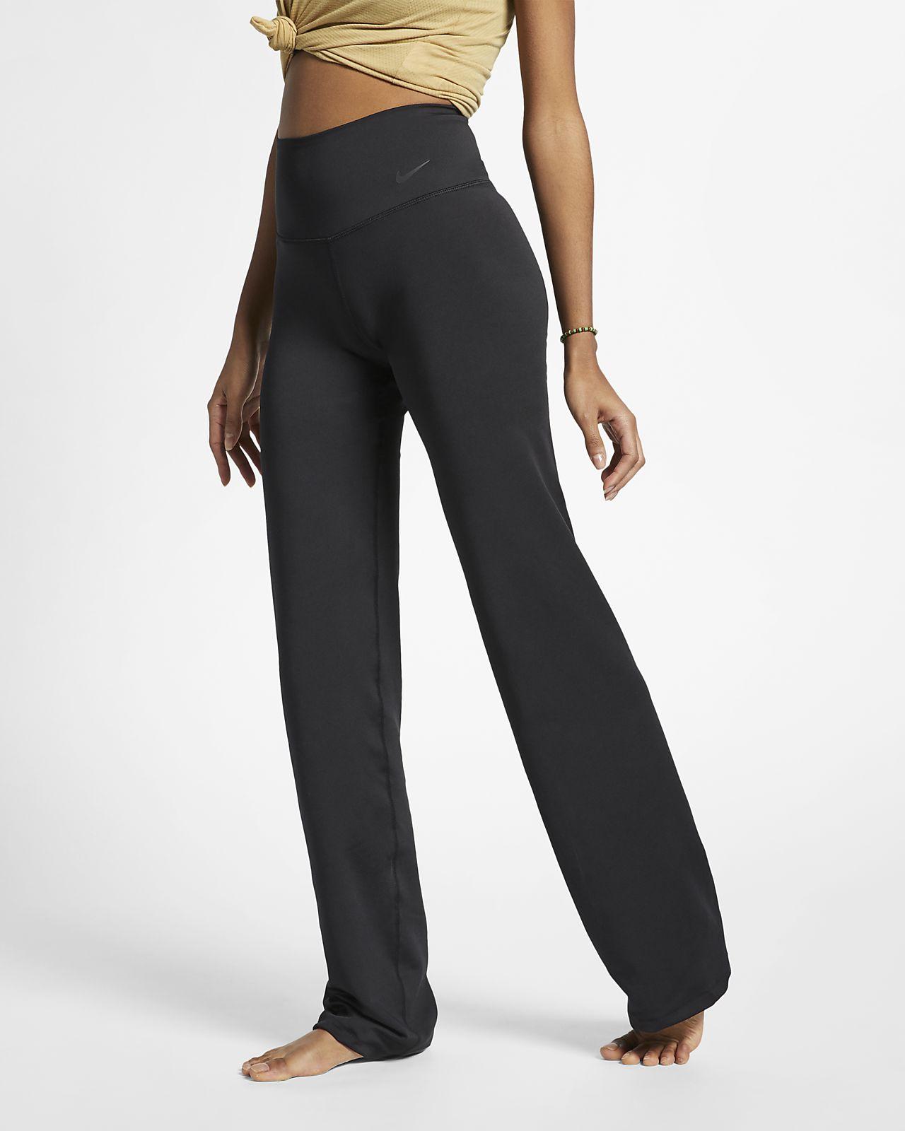 Dámské tréninkové kalhoty Nike Power na jógu.