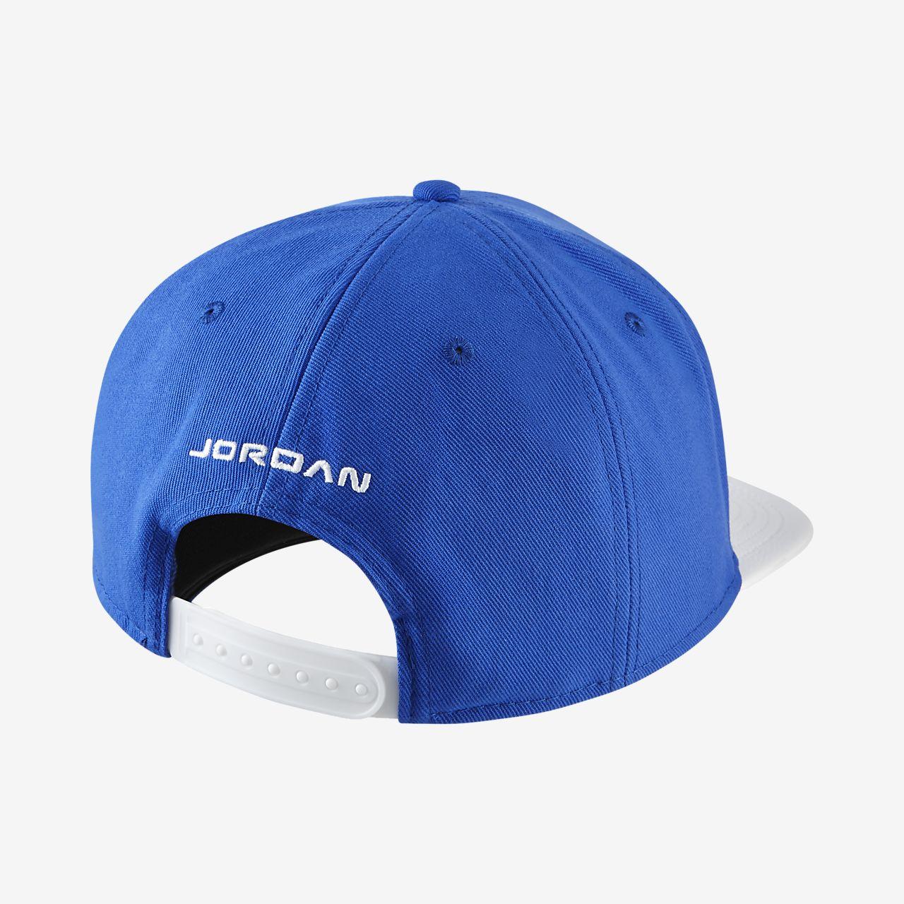 c536968e8bc Jordan Pro  He Got Game  XIII Adjustable Hat. Nike.com IN