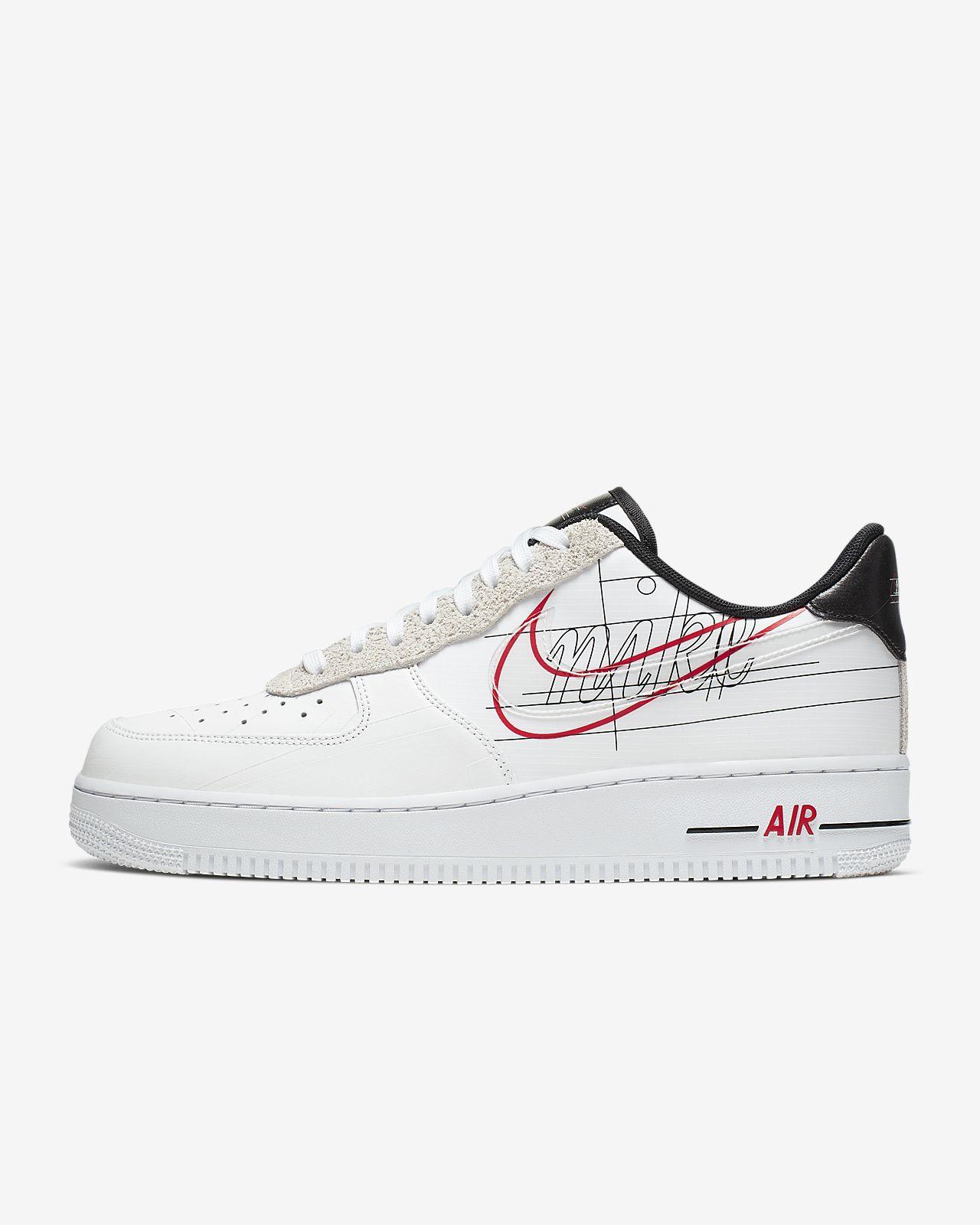 Schlussverkauf Einkaufen neueste Art von Nike Air Force 1 '07 LV8 Herrenschuh
