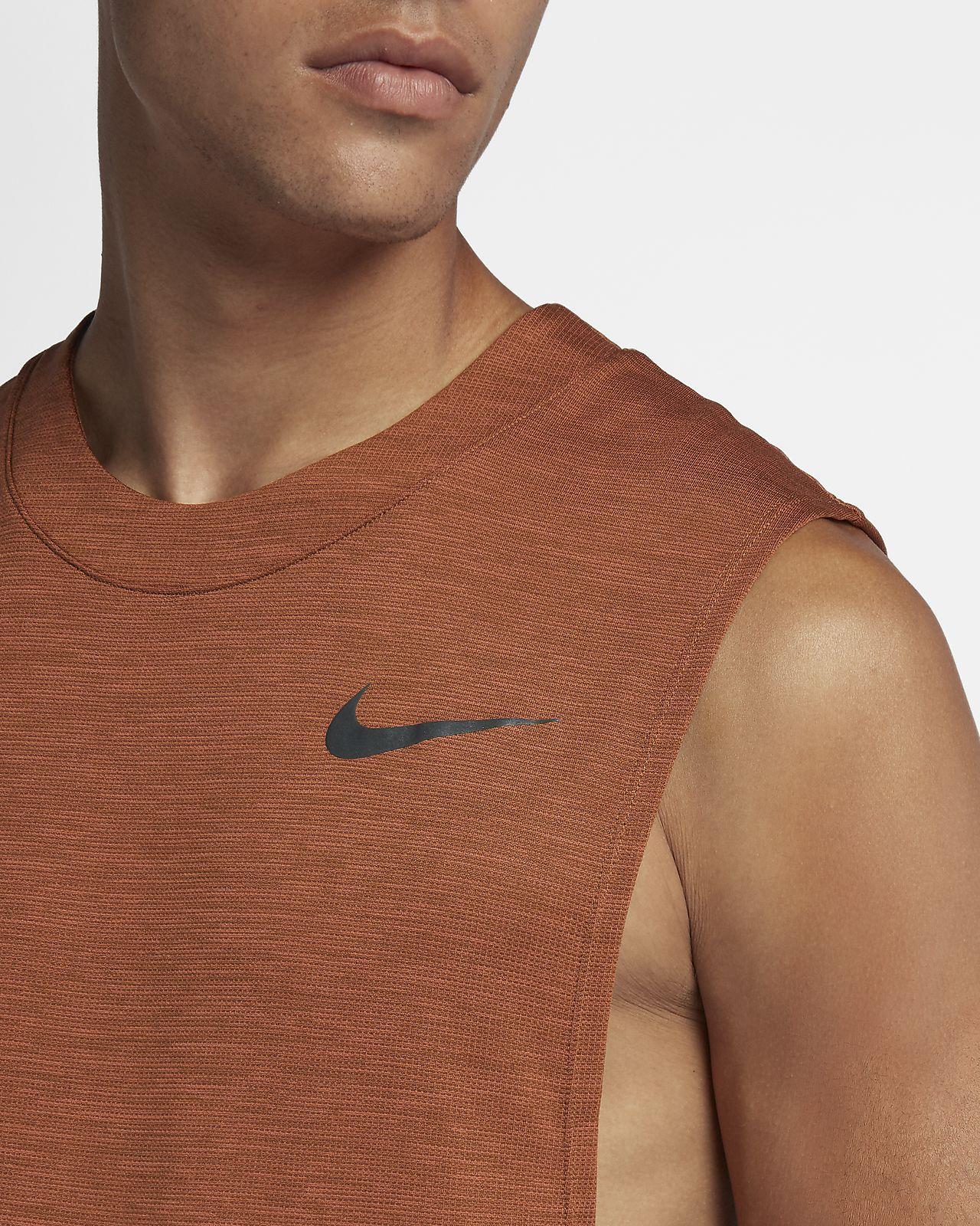 ce825bf67dc8a3 Nike Medalist Run Division Men s Sleeveless Running Top. Nike.com NZ
