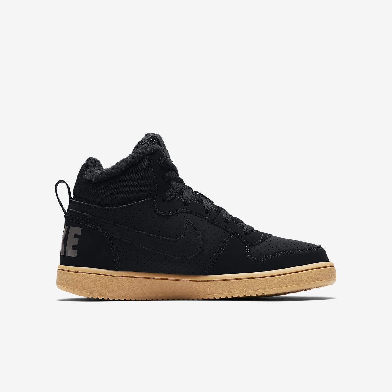 Nike Plus Borough Chaussure Mid Enfant Pour Court Winter Âgé SzpVqUMG