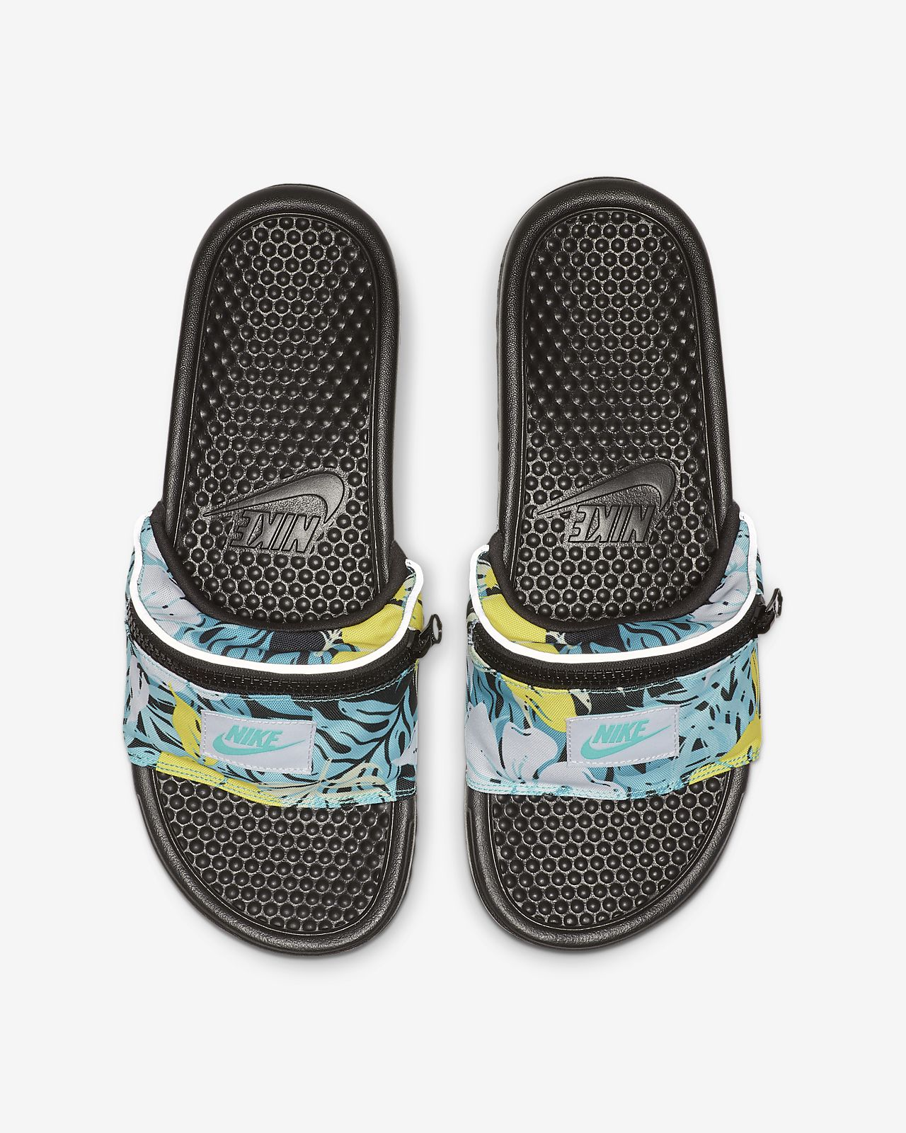 premium selection 087da 61aa7 Nike Benassi JDI Fanny Pack Printed Men's Slide