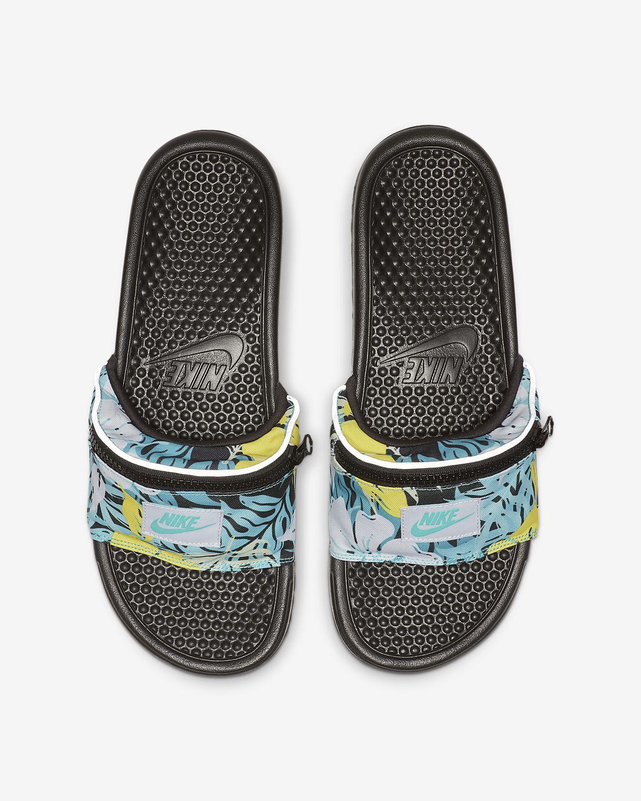 buy popular bd7a8 eb004 Slider Nike Benassi JDI Fanny Pack Printed - Uomo. Nike.com IT