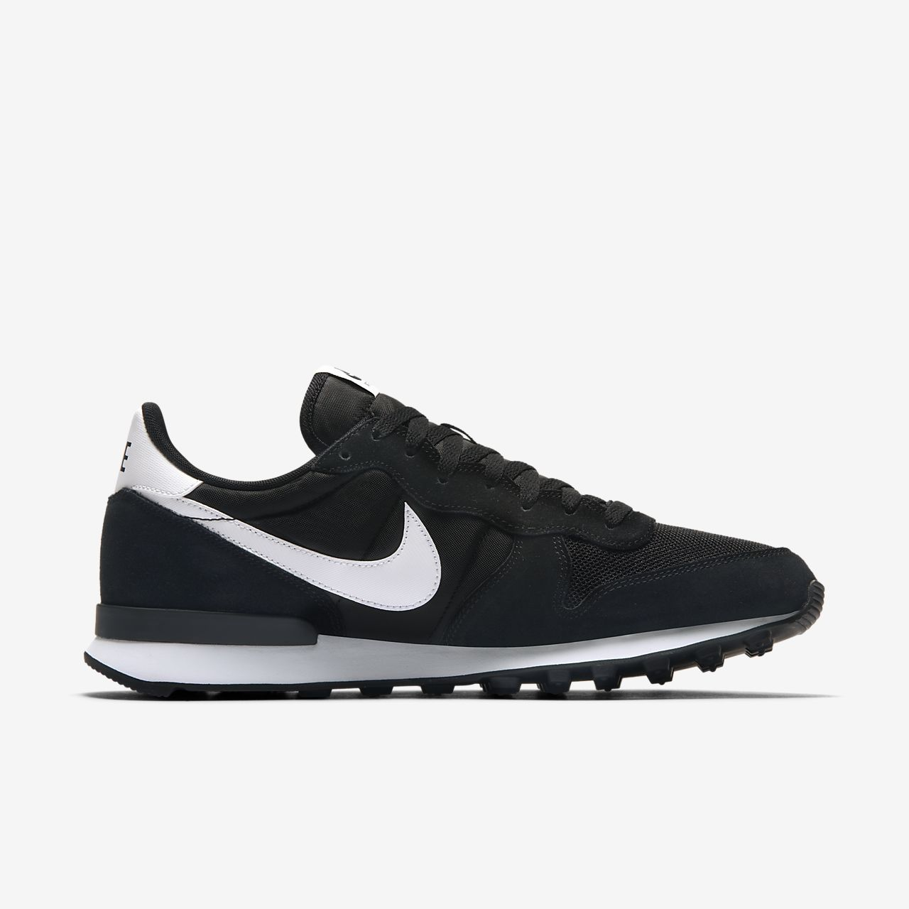 new arrival 05676 d070e scarpa nike internationalist nero neutral grey bianco summit white  631754-011