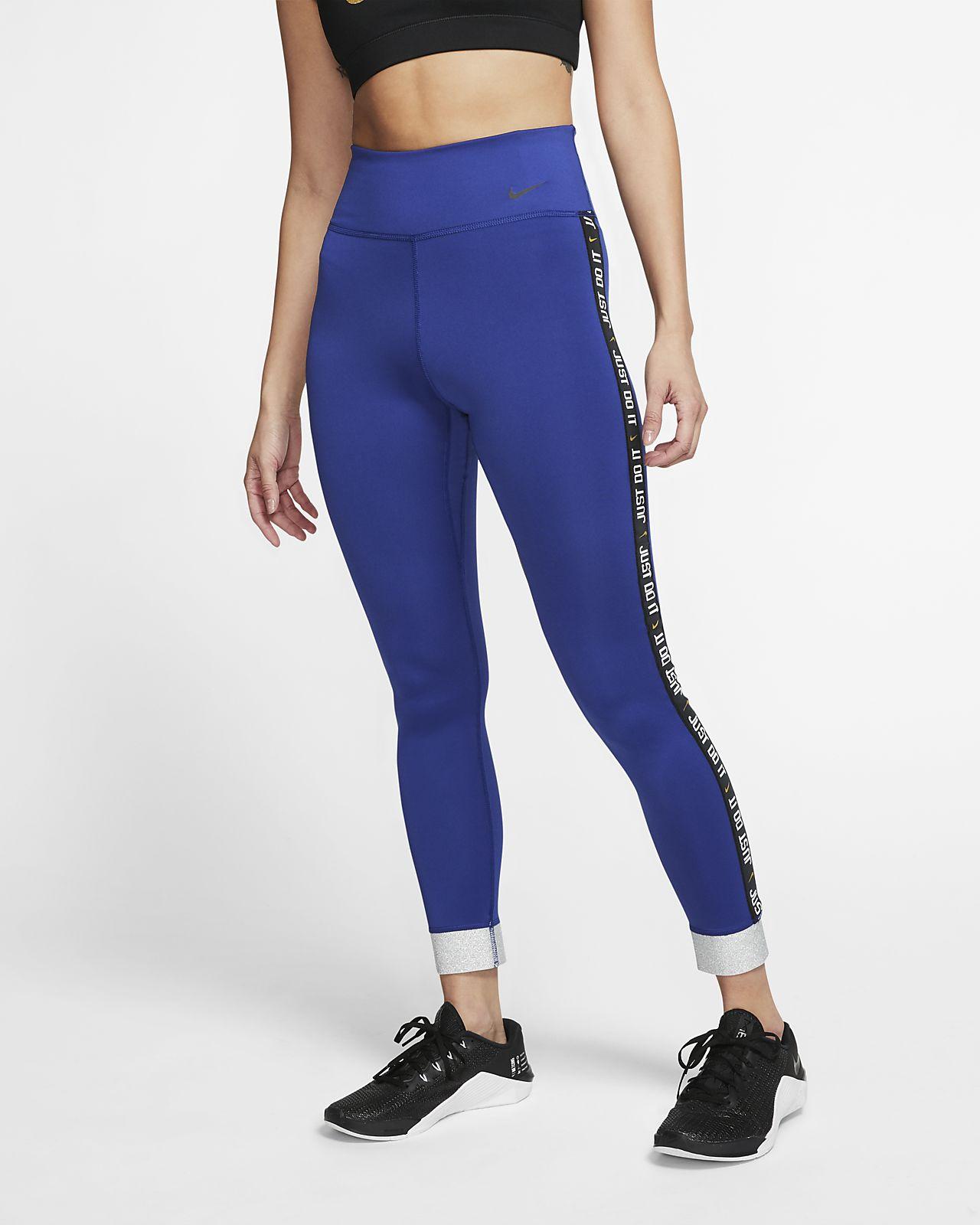 Nike One Icon Clash Women's 7/8 Training Tights