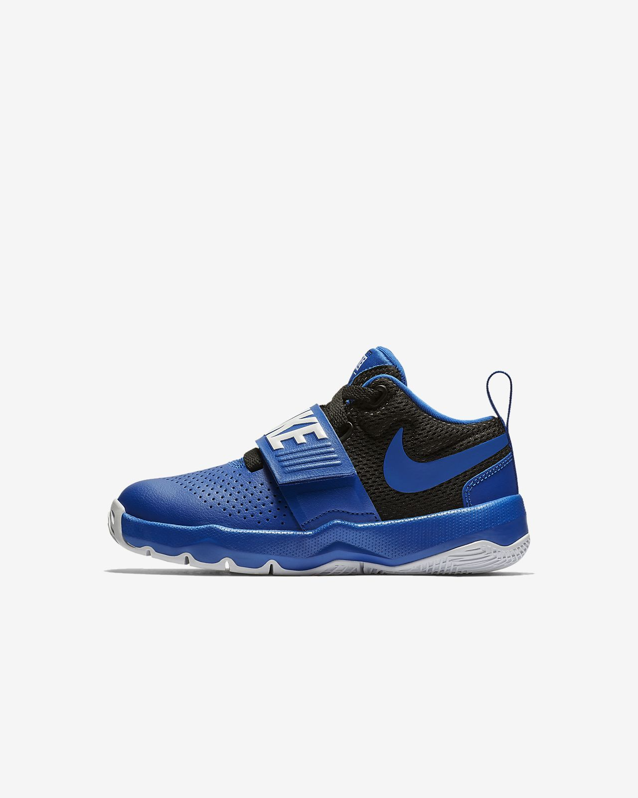 222c7921a9ee Nike Team Hustle D 8 Little Kids  Basketball Shoe. Nike.com