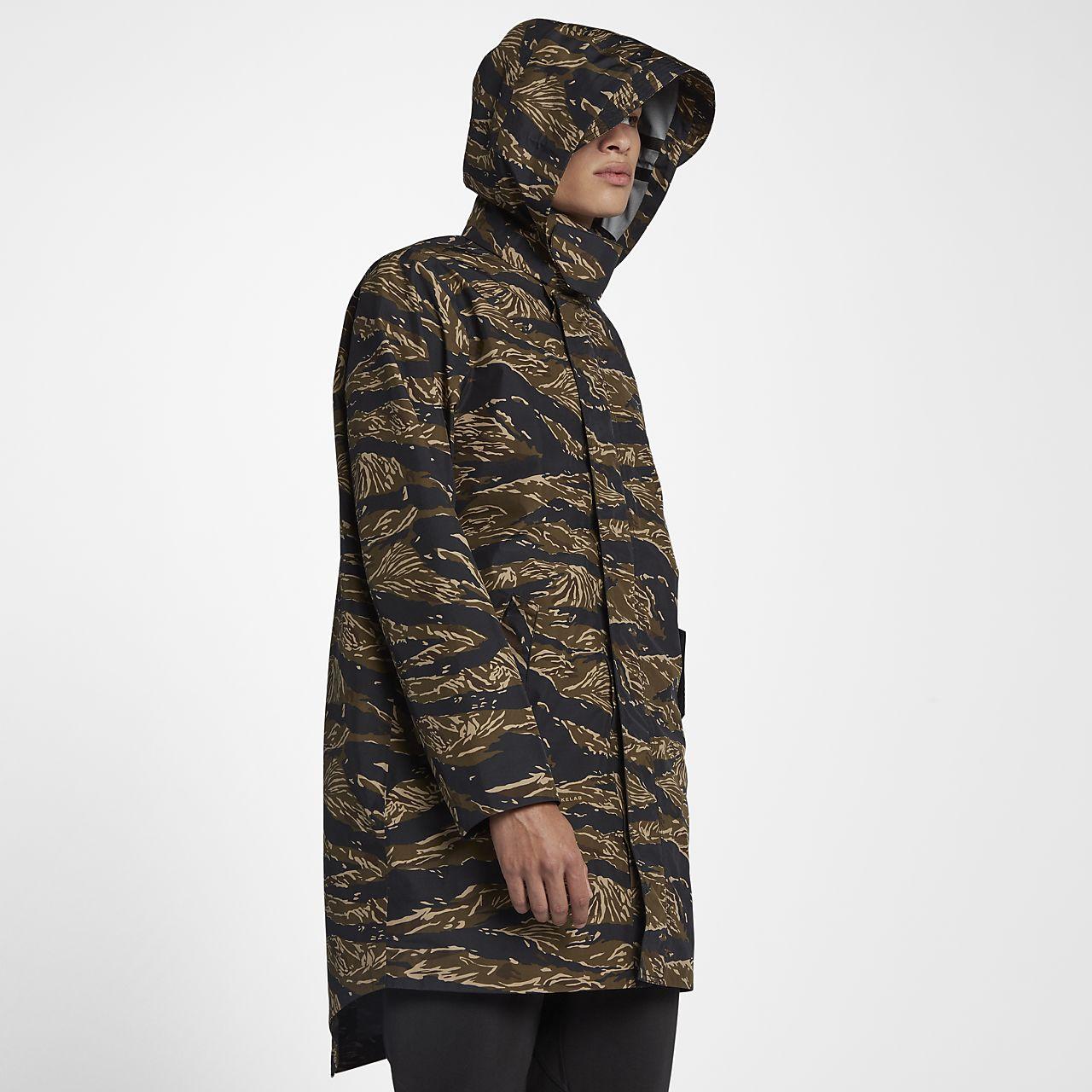 nike free camo mens jackets