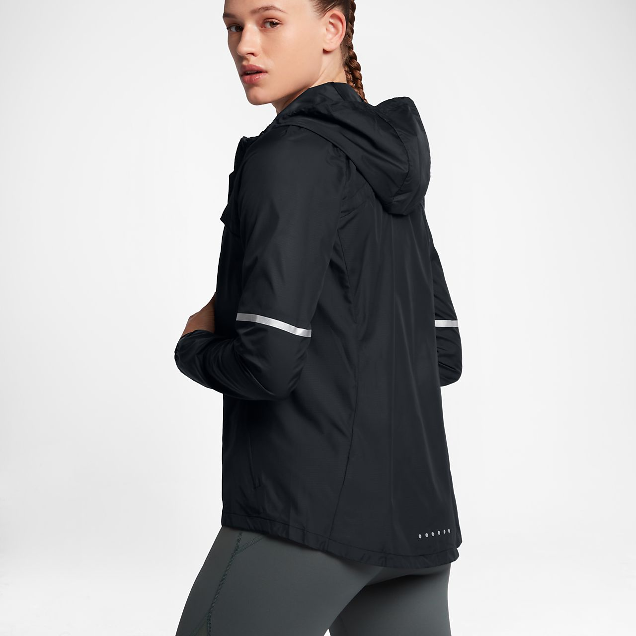 a286d6eaa793 Nike Shield Women s Running Jacket. Nike.com GB