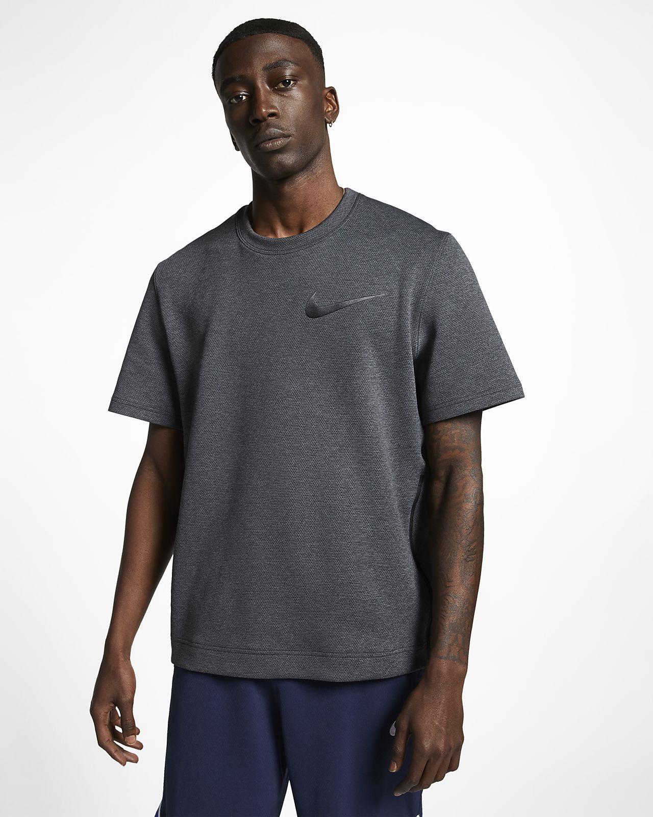 Nike Therma Flex Men's Basketball Crew