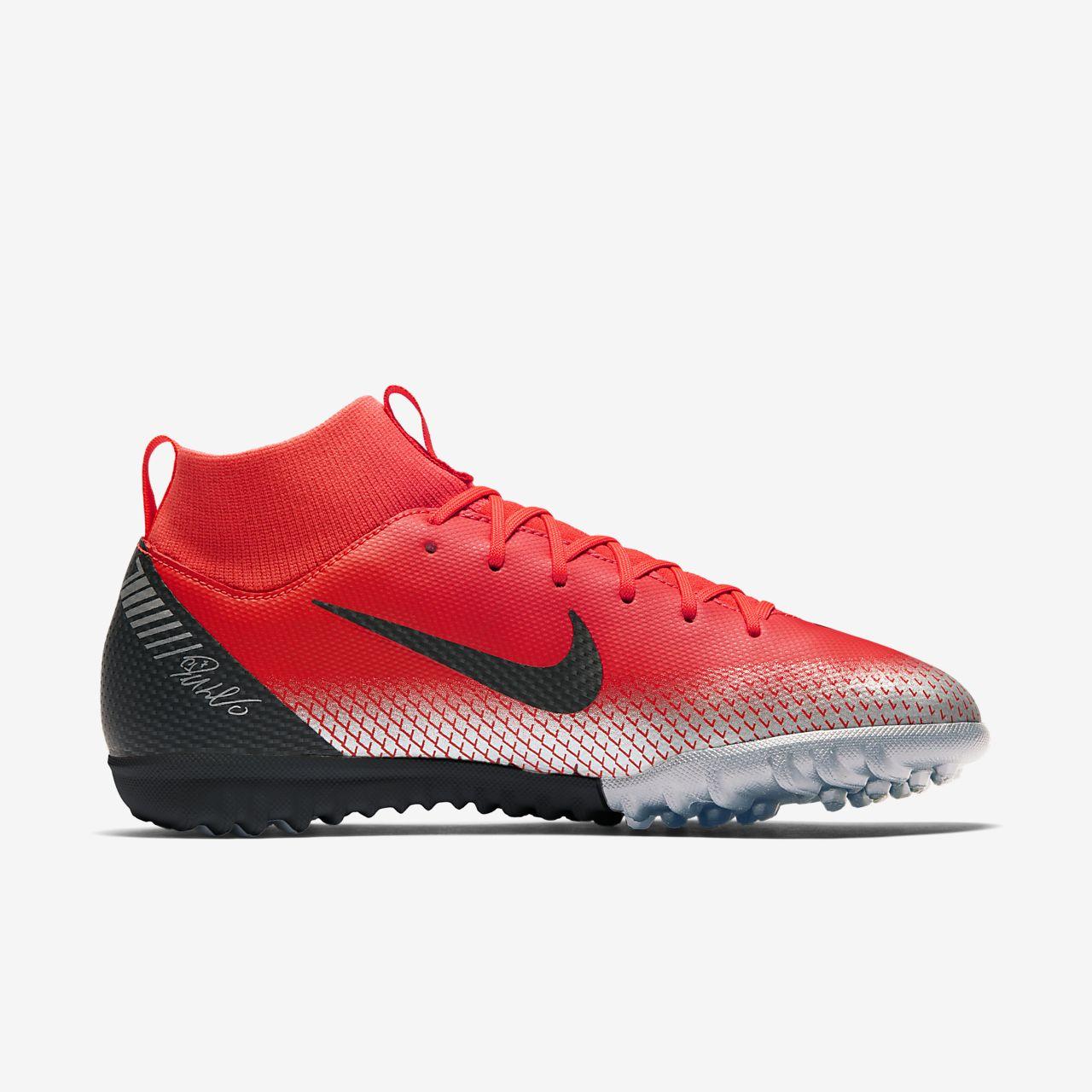 Fotbollssko för grusturf Nike Jr. SuperflyX 6 Academy LVL UP TF för barnungdom