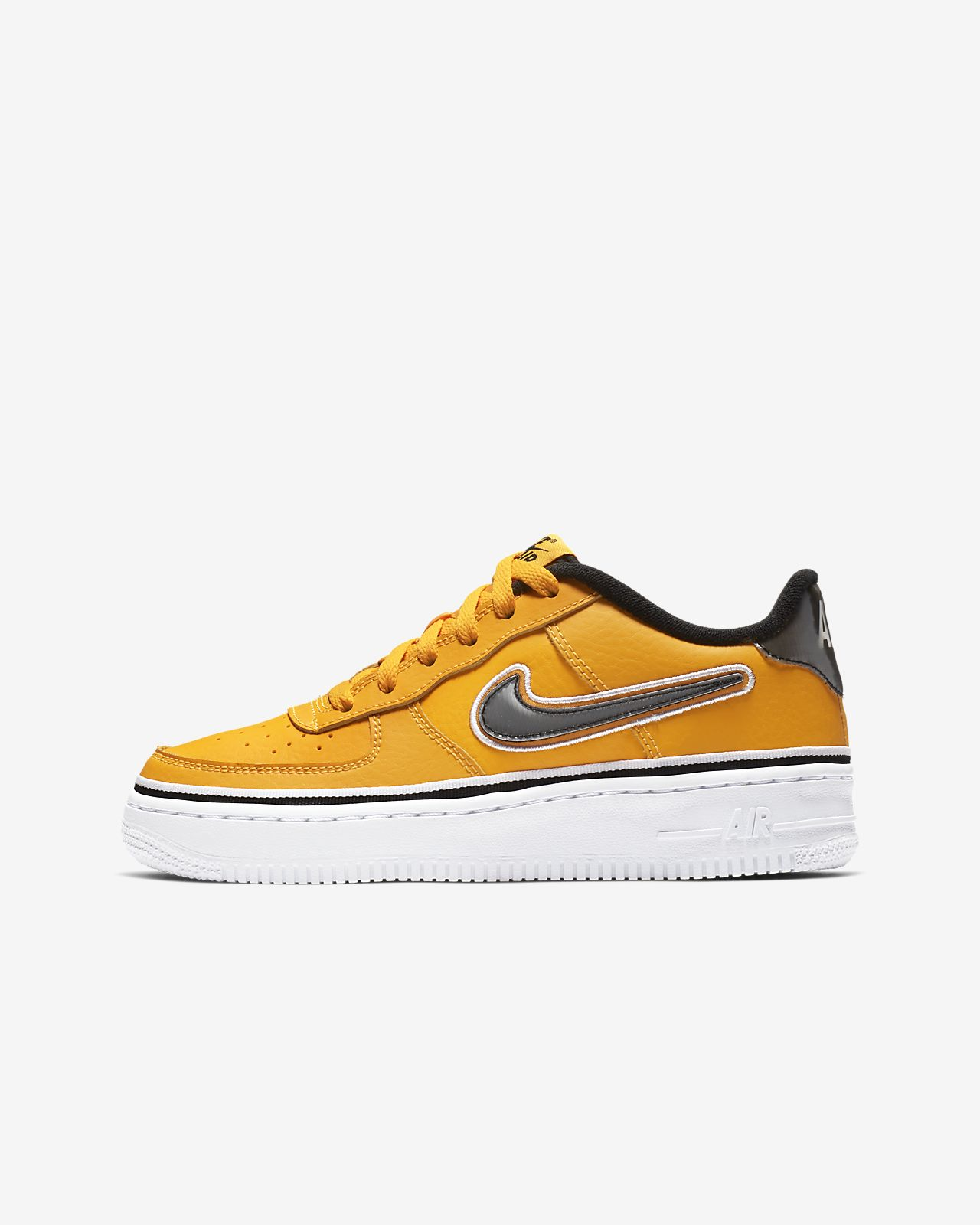 Nike Air Force 1 LV8 Sport NBA Big Kids' Shoe
