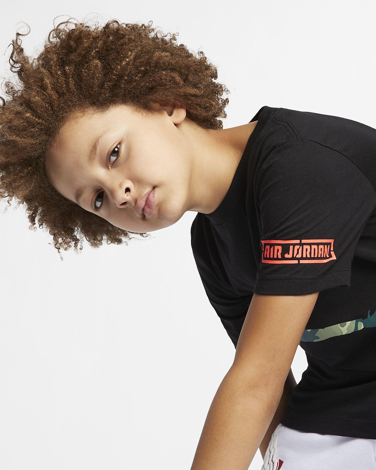 f35399a8d6fdf5 Jordan City of Flight Older Kids  (Boys ) T-Shirt. Nike.com GB