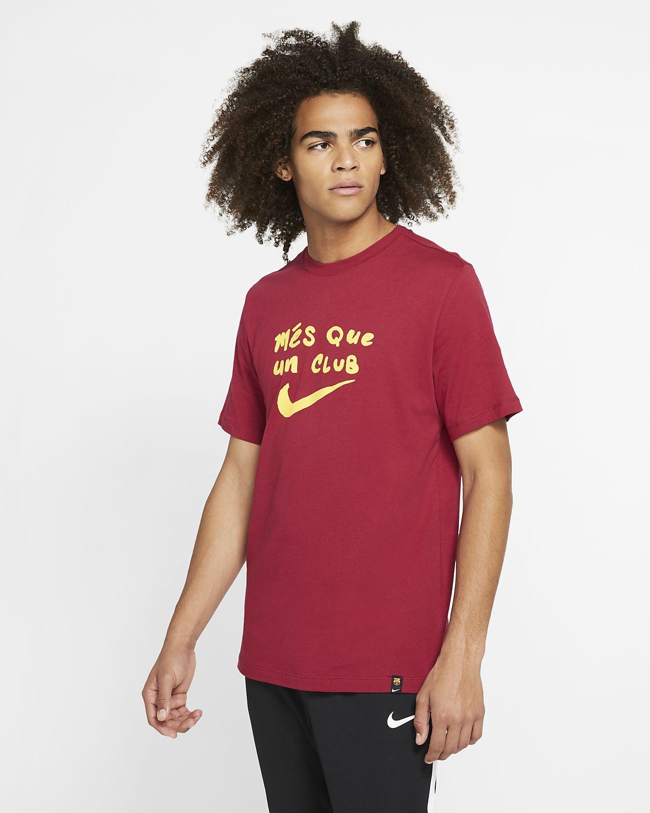 Fotbolls-t-shirt FC Barcelona för män