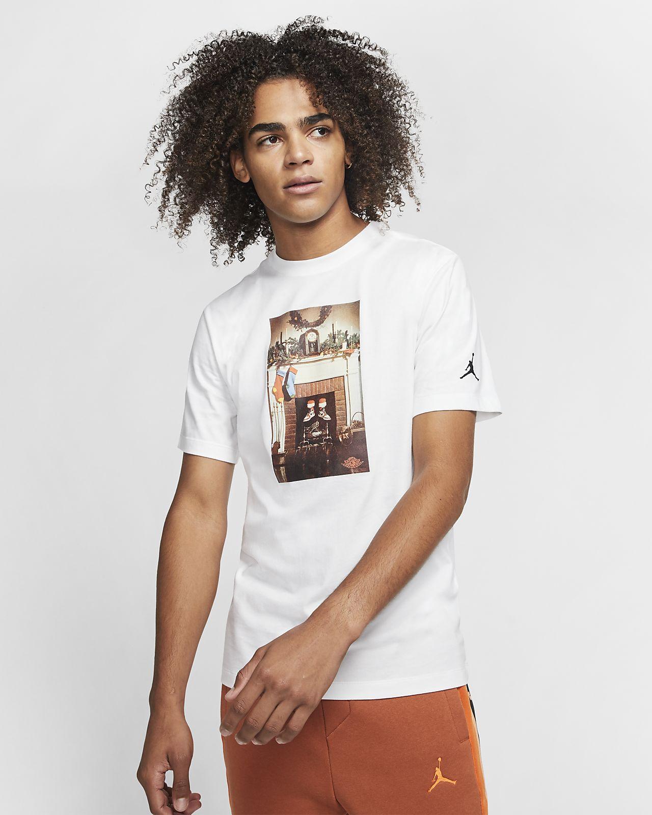 """ジョーダン """"Chimney"""" メンズ Tシャツ"""