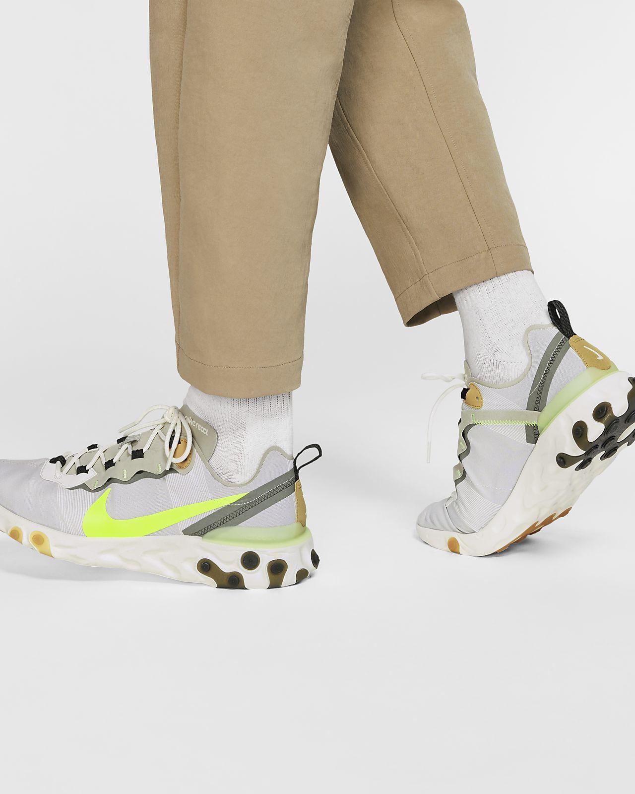 Men's 55 Element Shoe Nike React 0knwPO