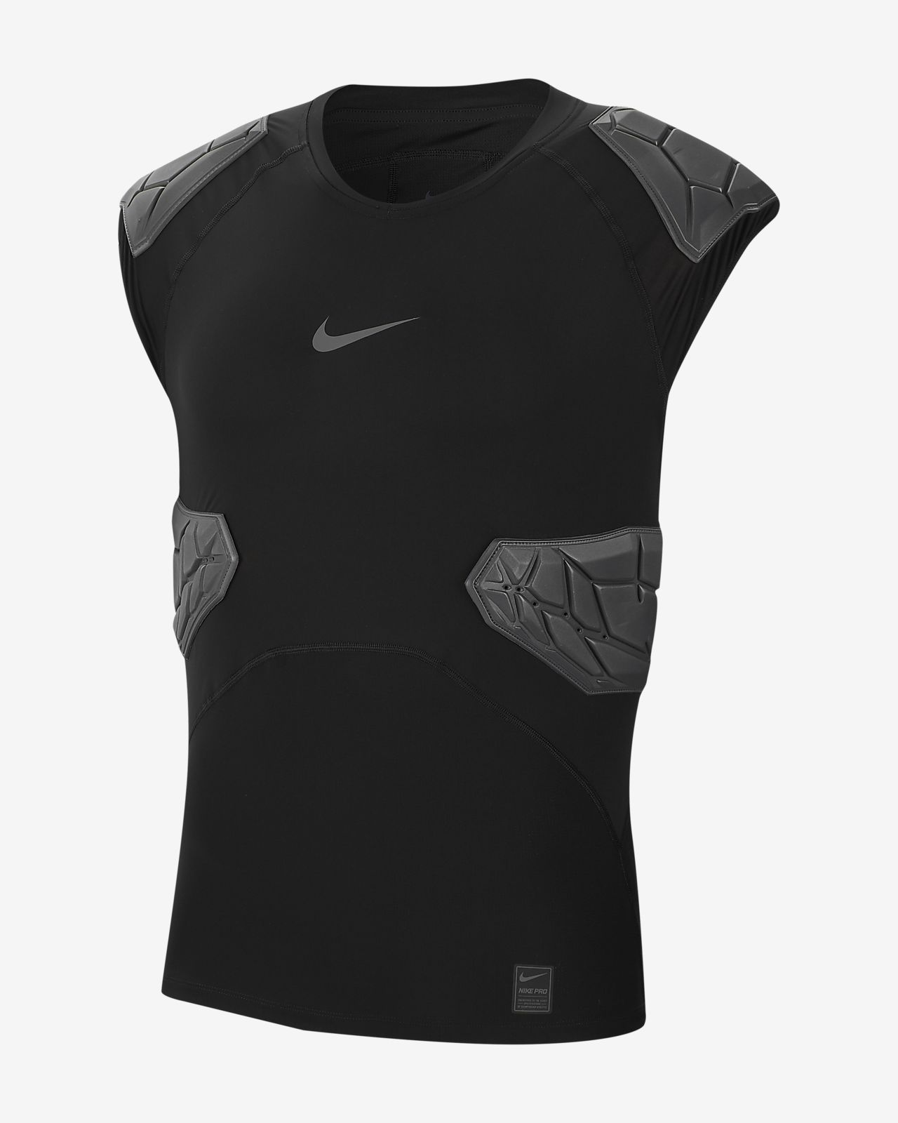 89475dd2 Nike Pro HyperStrong Men's 4-Pad Top. Nike.com