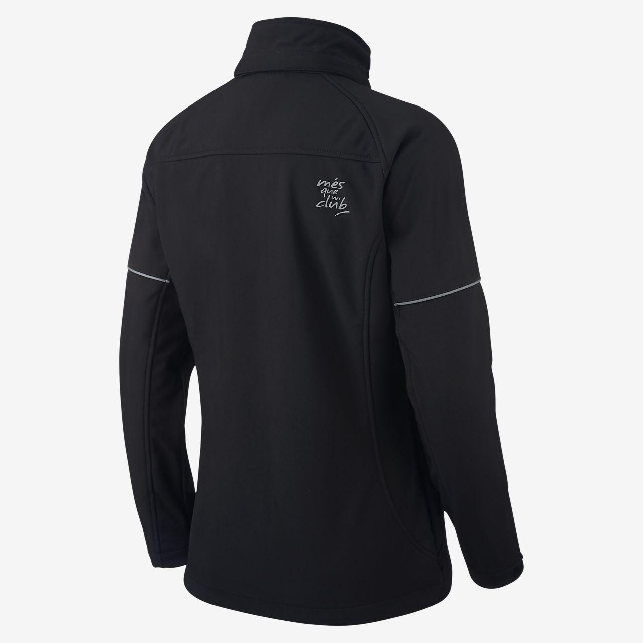 707c5589a6 FC Barcelona Softshell női kabát. Nike.com HU