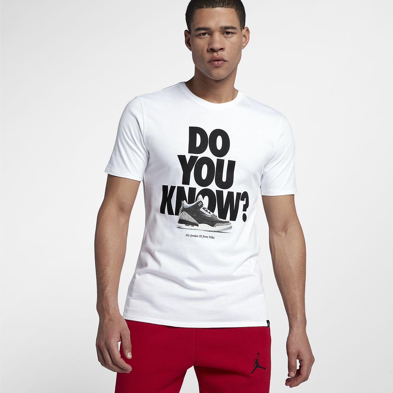 Jordan Sportswear Men T-Shirt
