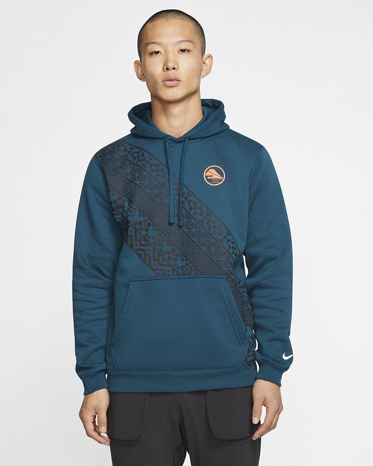 Ανδρική μπλούζα με κουκούλα Nike Club