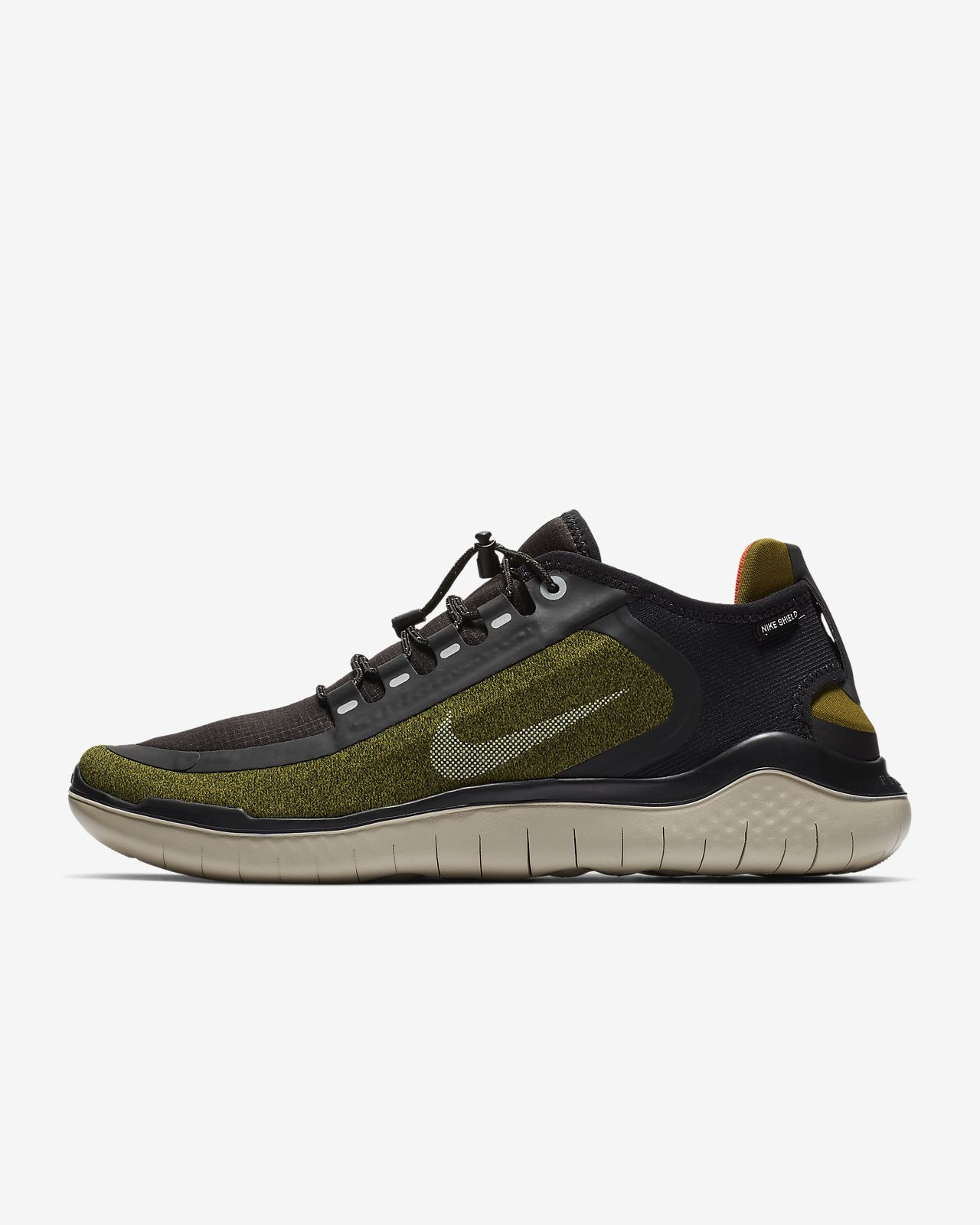 check out c291f 3d578 ... coupon for nike free rn 2018 shield mens running shoe 4c441 306d5