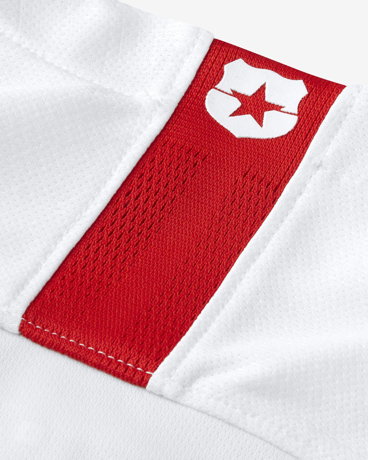Camiseta de fútbol para mujer de visitante Chile 2019 Stadium