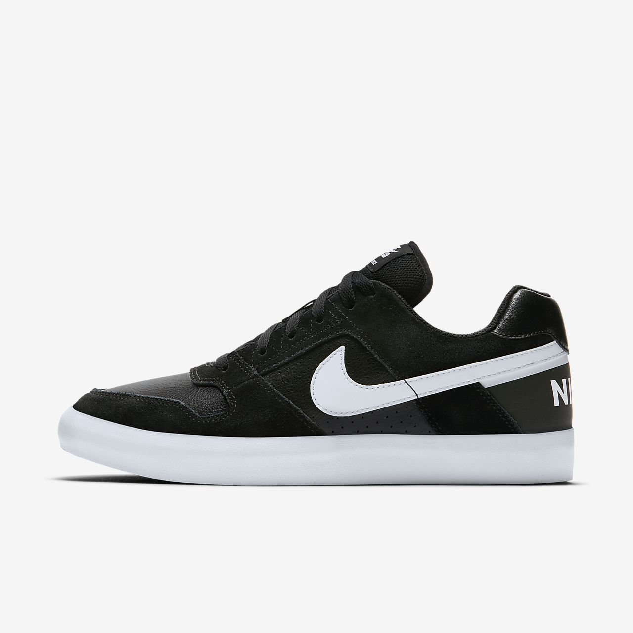 cb56c670f8d9 Details about Nike SB Delta Force Vulc Sports Skateboarding Shoes Sneakers  Trainers