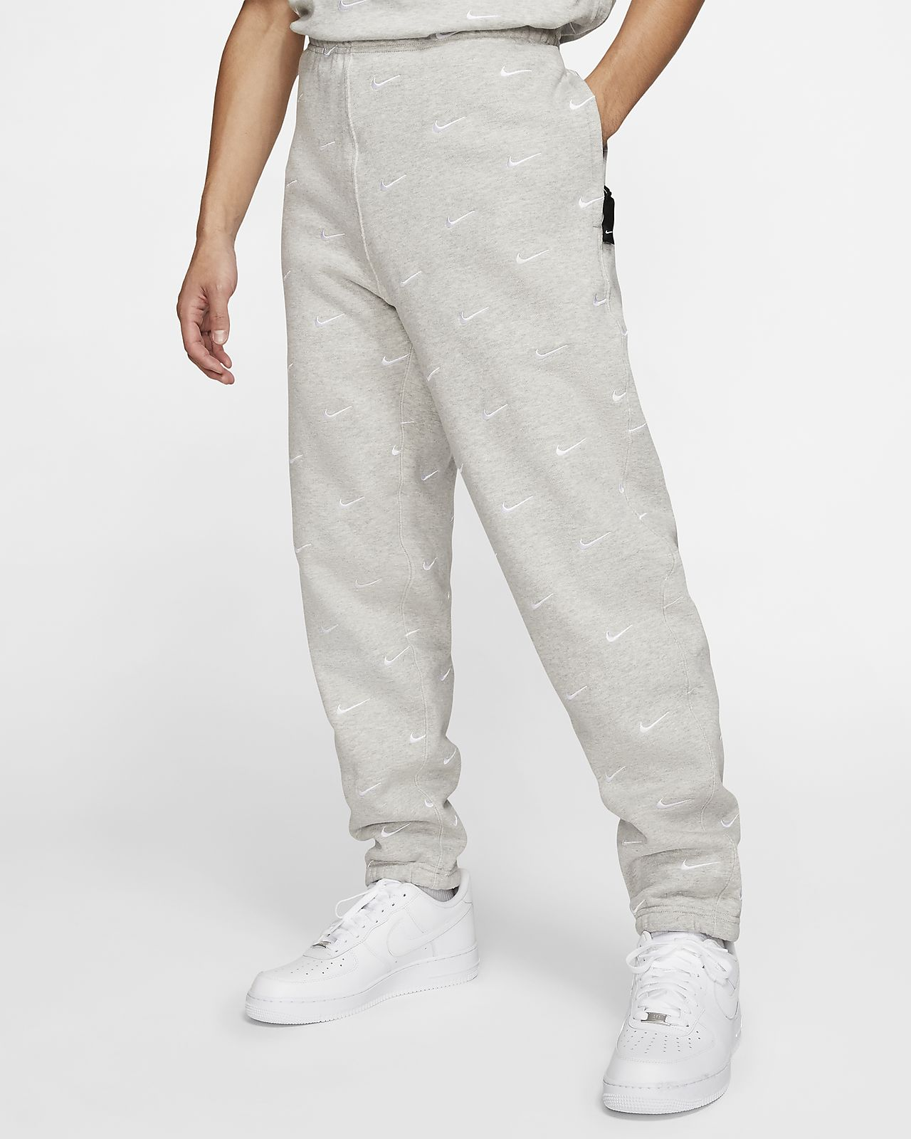 Nike Men's Swoosh Logo Trousers