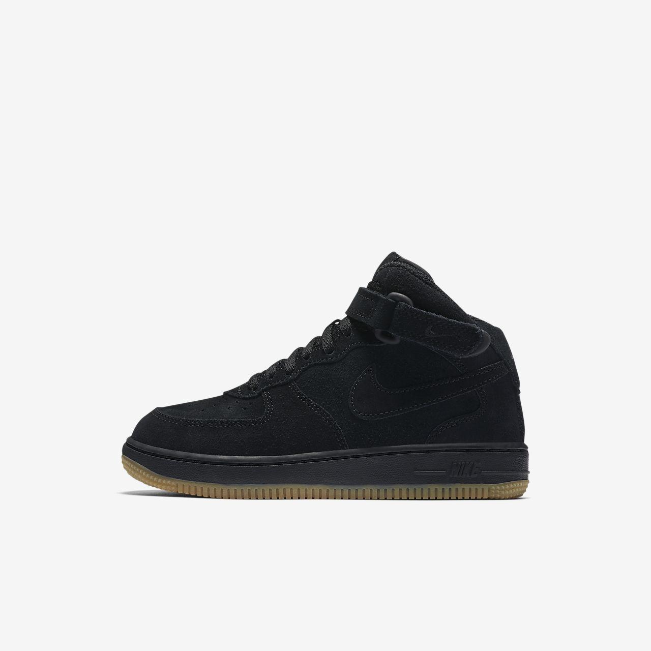Nike Air Force 1 Mid LV8 Little Kids' Shoe