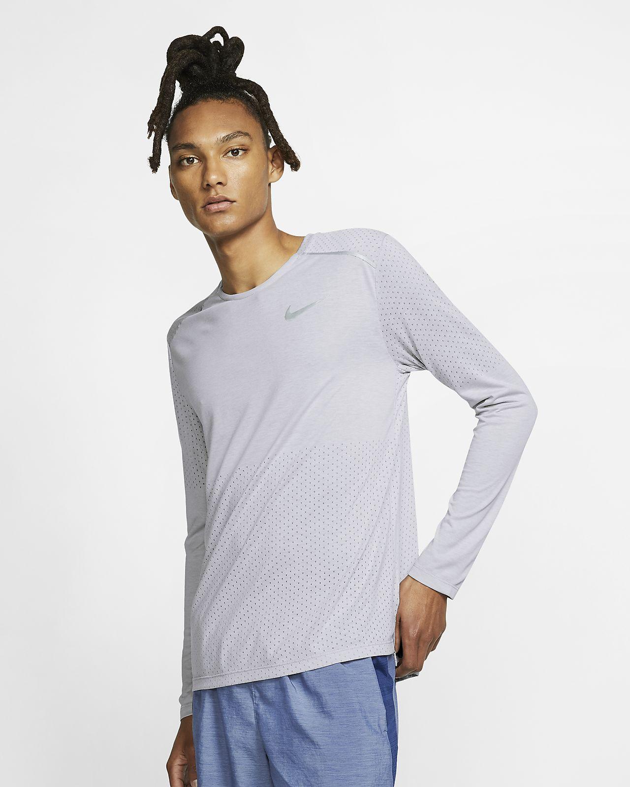Maglia da running a manica lunga Nike Rise 365 - Uomo