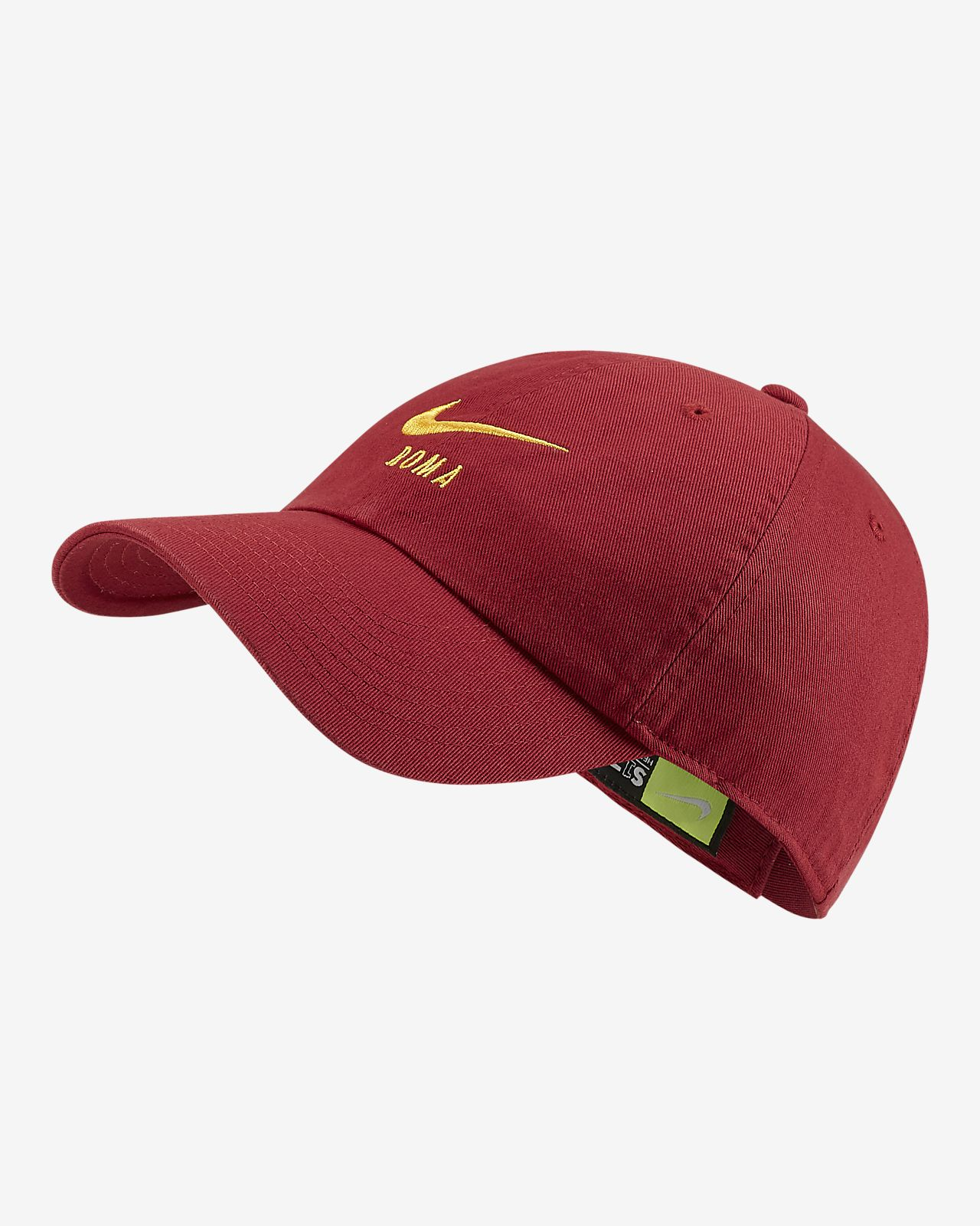 Casquette réglable A.S. Roma Heritage86