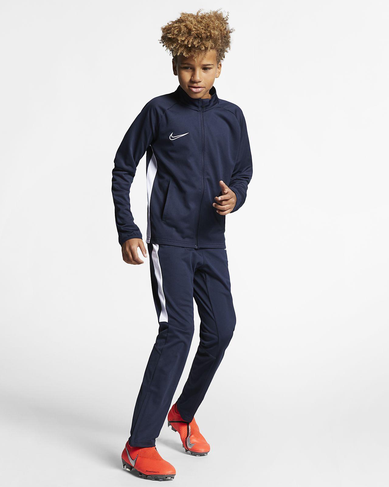 Nike Dri-FIT Academy Voetbaltrainingspak voor kids