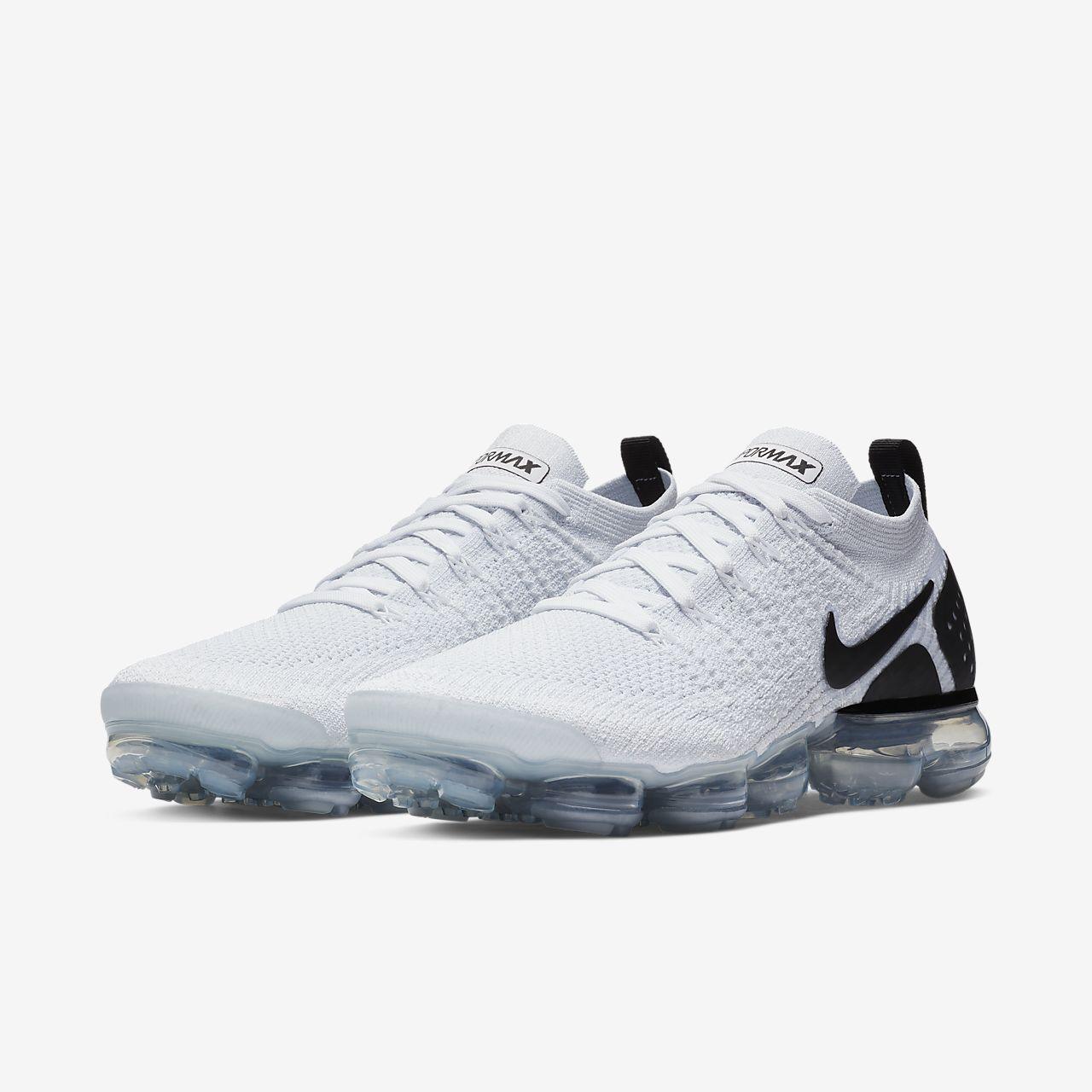 recherche à vendre Nike Air Vapormax Flyknit 2 Gars Blancs très en ligne moins cher WruS1cGo
