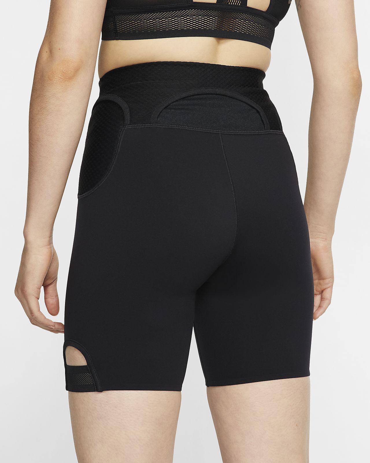 Nike City Ready Hardloopshorts voor dames (18 cm)