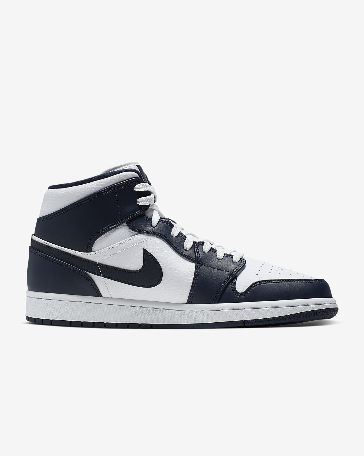 sports shoes 99005 1a26d Air Jordan 1 Mid Men's Shoe