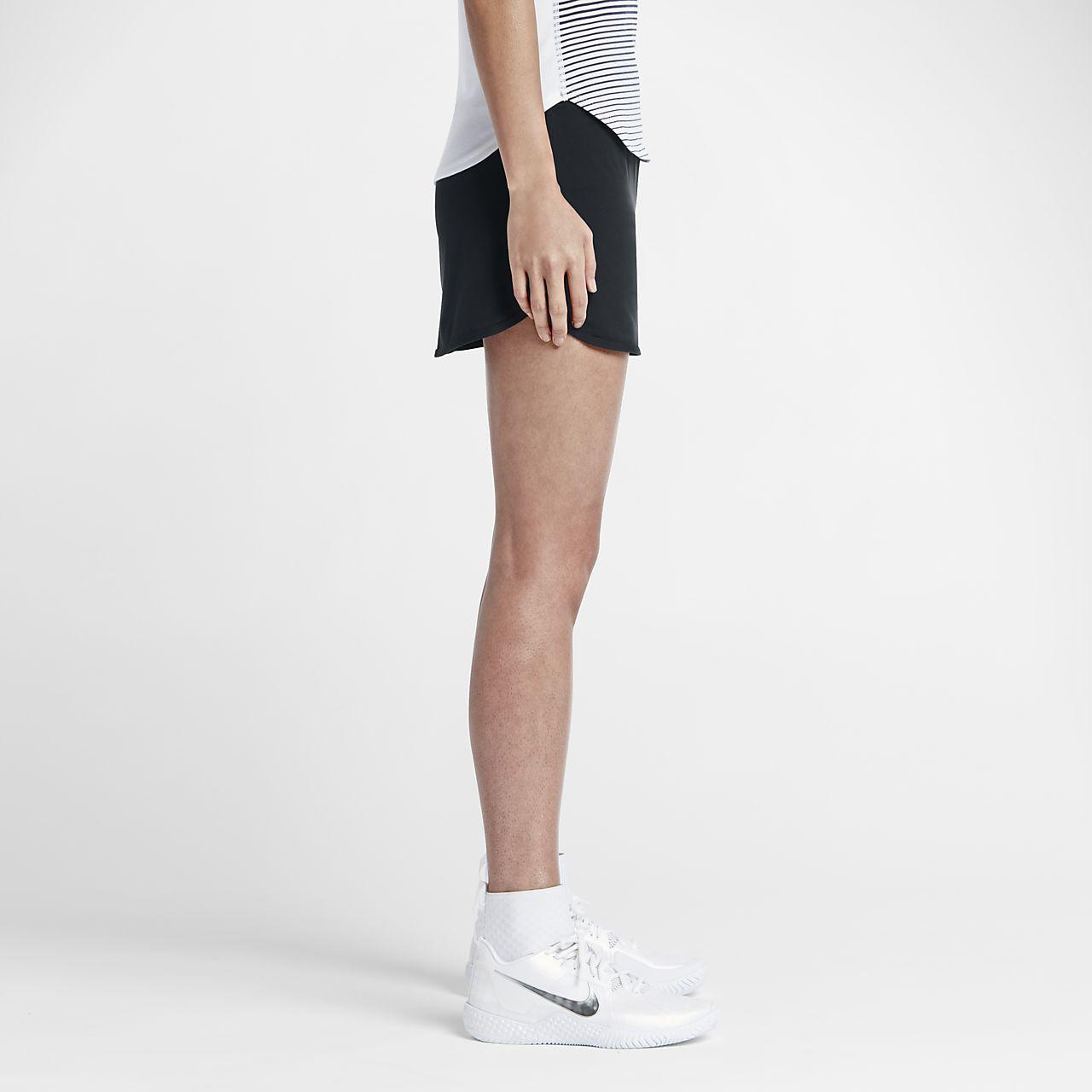 new concept 74a19 b91b9 Low Resolution NikeCourt Pure Women s Tennis Skirt NikeCourt Pure Women s  Tennis Skirt
