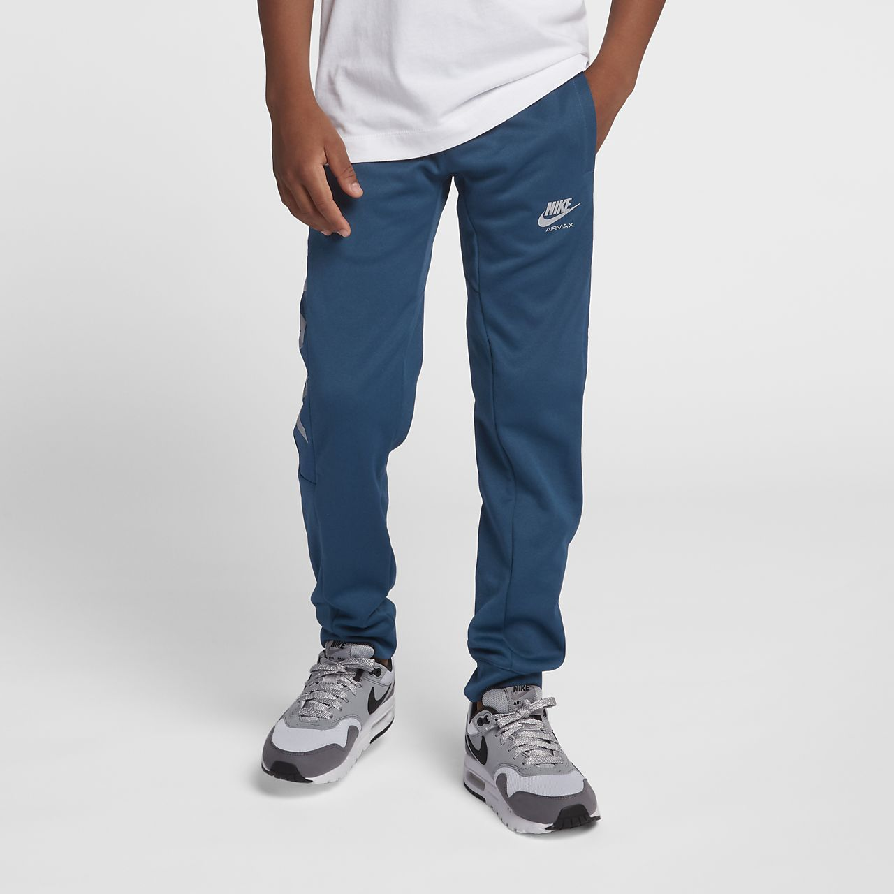 1cbb40df0d9 Pantalon Nike Air Max pour Garçon plus âgé. Nike.com CH