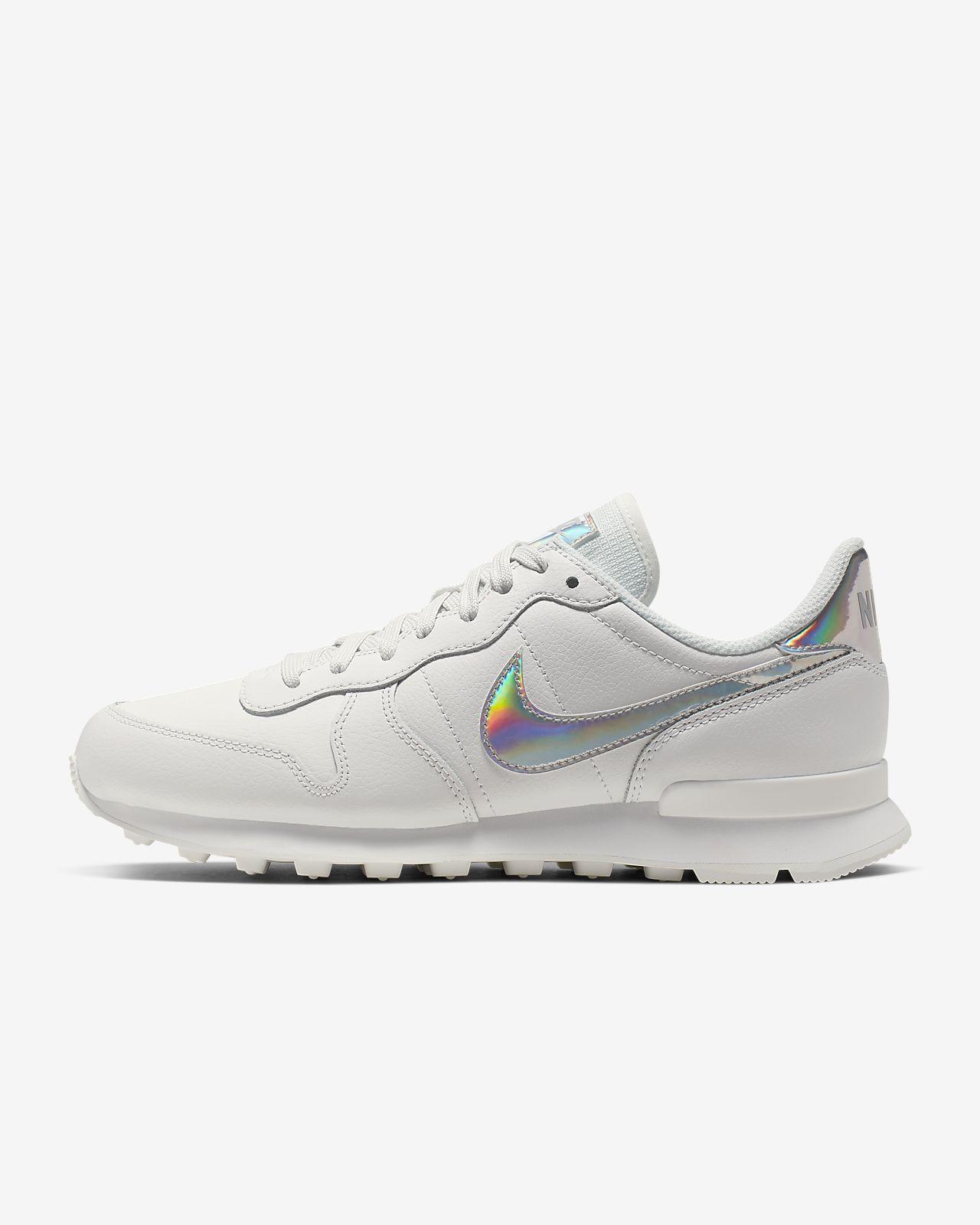 Farvestrålende Nike Internationalist SE-sko til kvinder