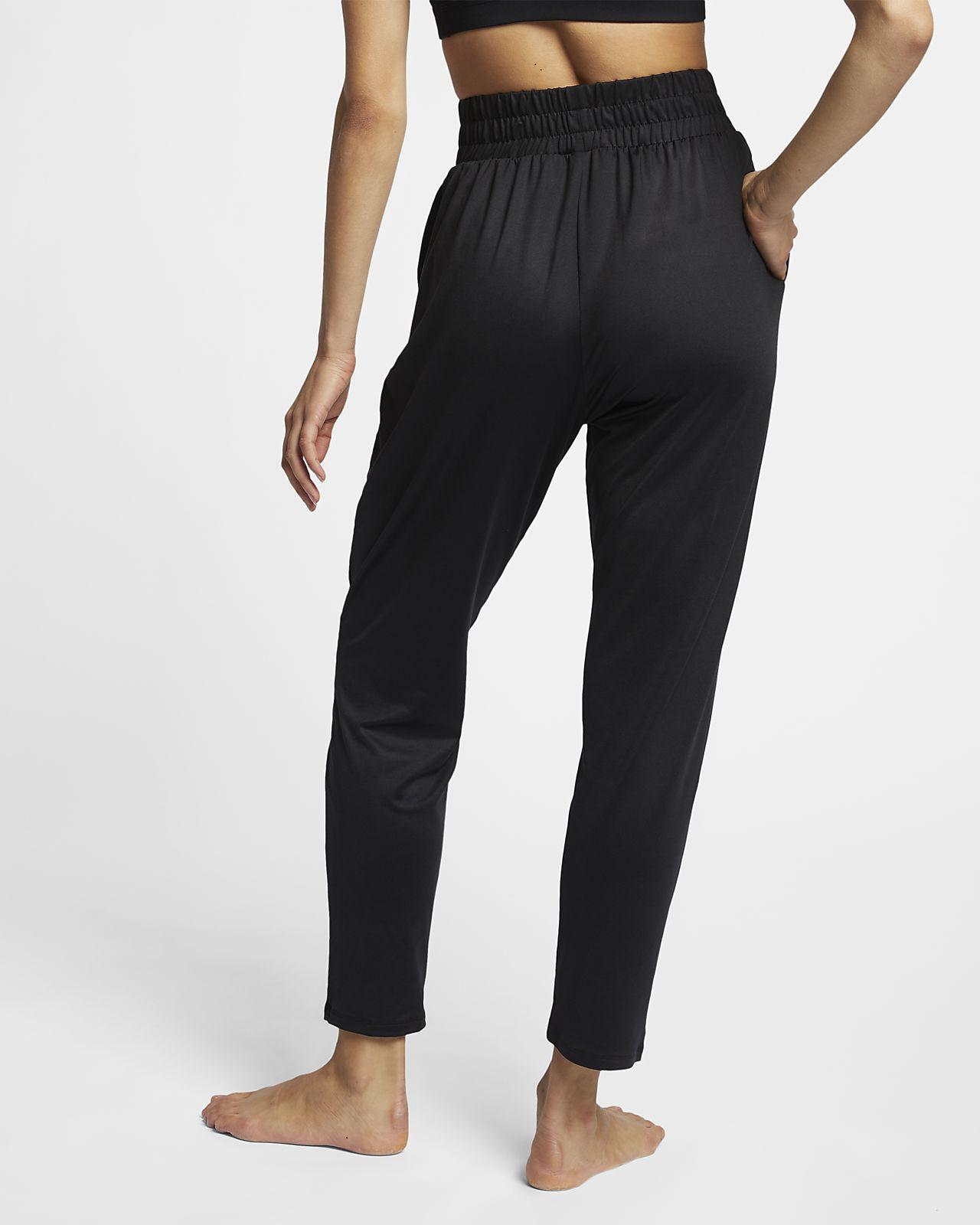 20095d3f1235 Nike Flow Women s Yoga Trousers. Nike.com BG