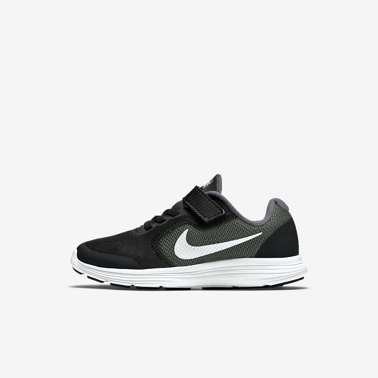 Nike Revolution 3 løpesko for små barn