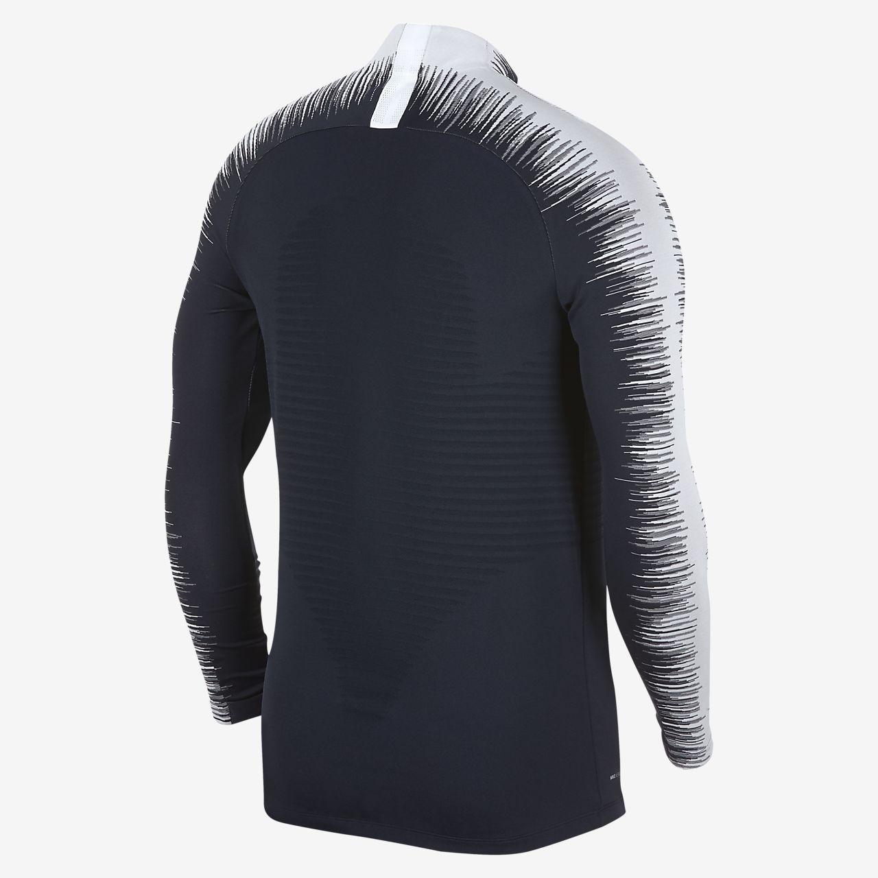 4ff84b2b FFF VaporKnit Strike Drill Men's Long-Sleeve Football Top. Nike.com BG