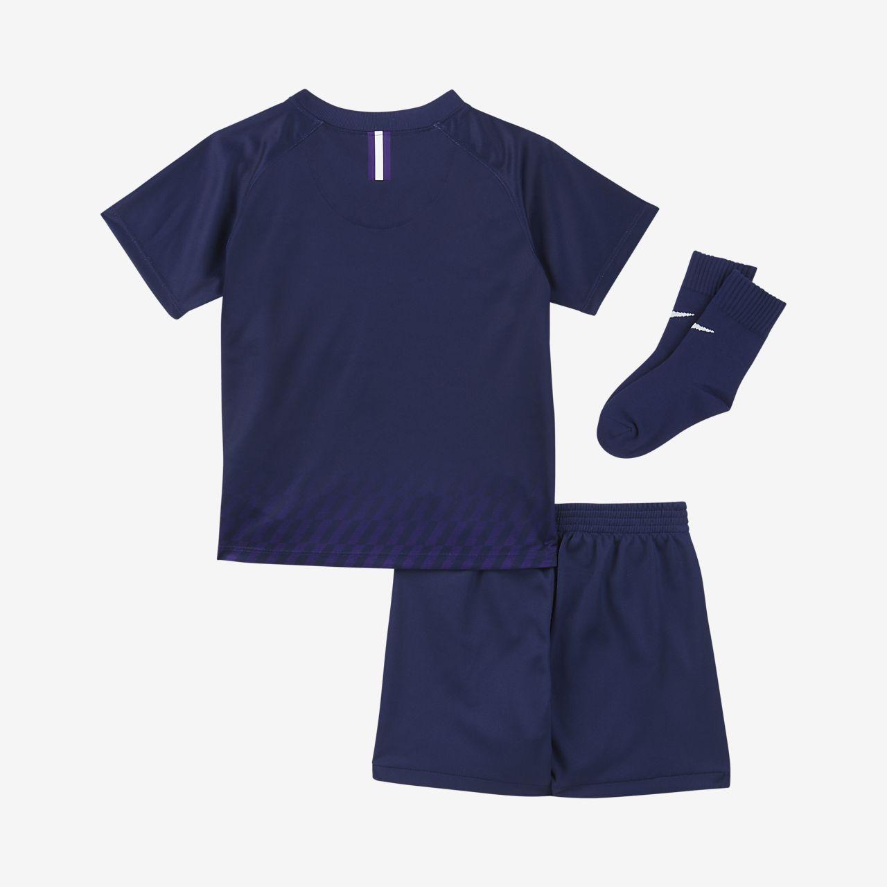 sneakers for cheap 6df66 1ac41 Tottenham Hotspur 2019/20 Away Baby & Toddler Football Kit