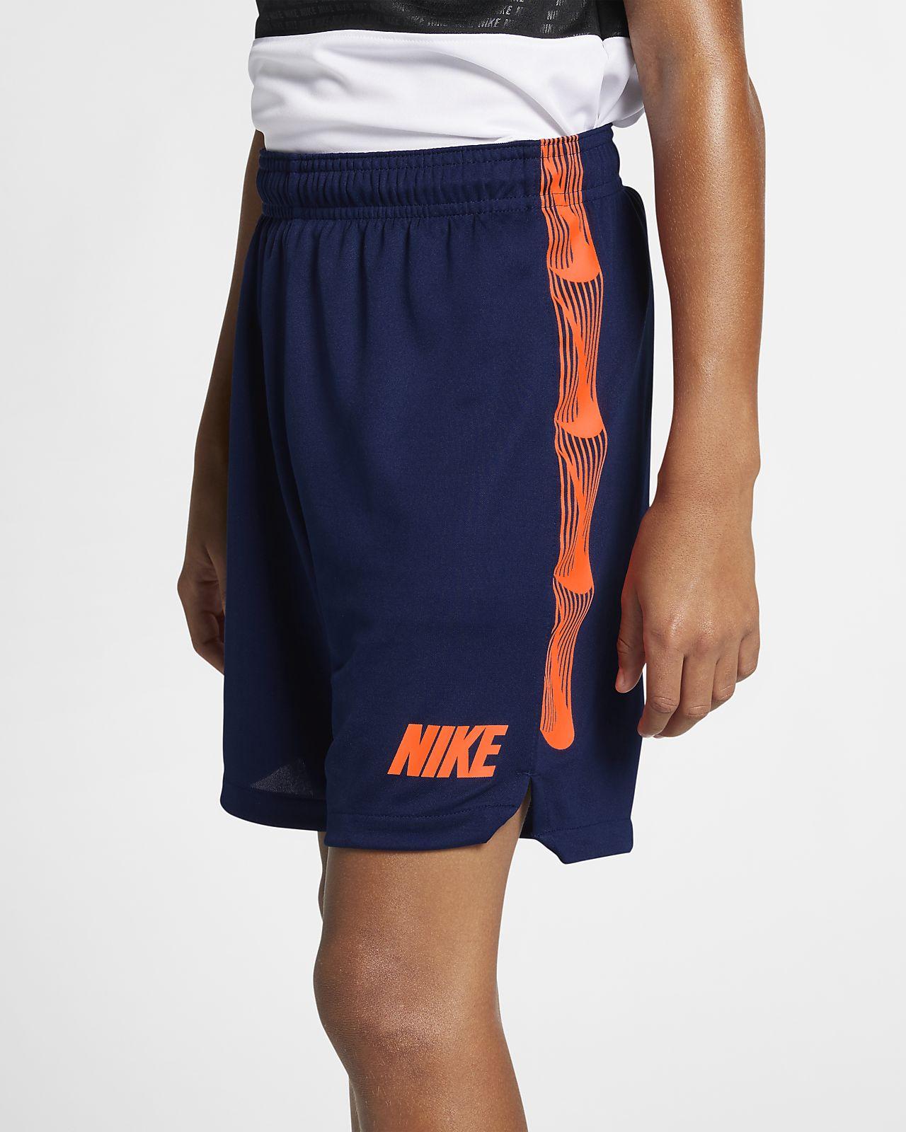 Fotbalové kraťasy Nike Dri-FIT Squad pro větší děti