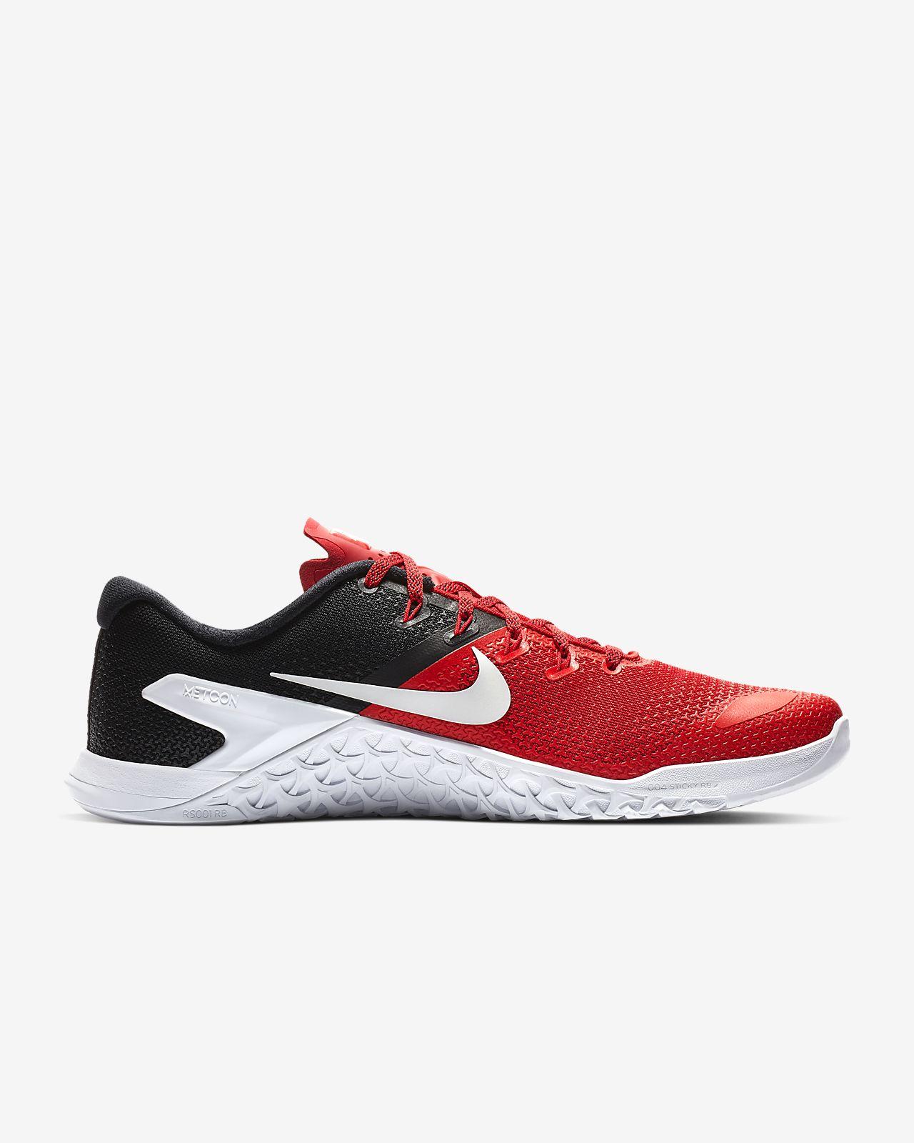 separation shoes 7280e 5cce4 ... Chaussure de cross-training et de renforcement musculaire Nike Metcon 4  pour Homme