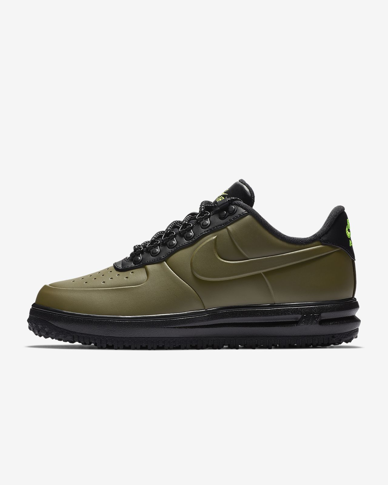 new concept 3fcd6 2d5a6 ... Nike Lunar Force 1 Duckboot Low – sko til mænd